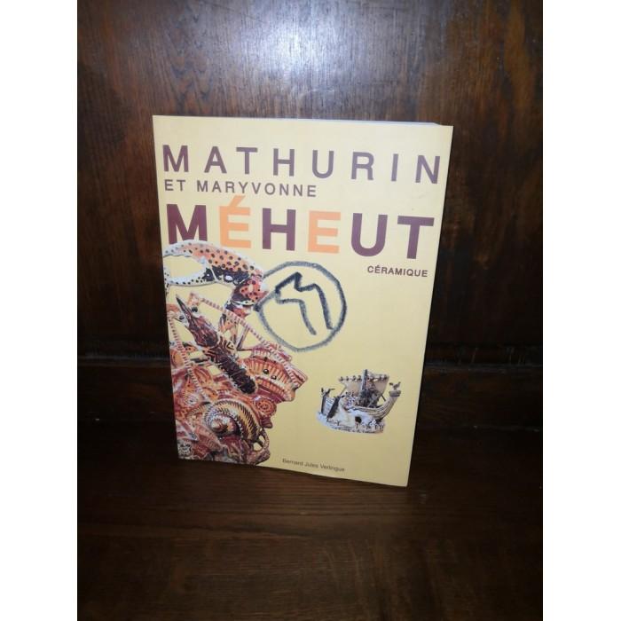 Mathurin et Maryvonne Méheut Céramique par bernard jules Verlingue
