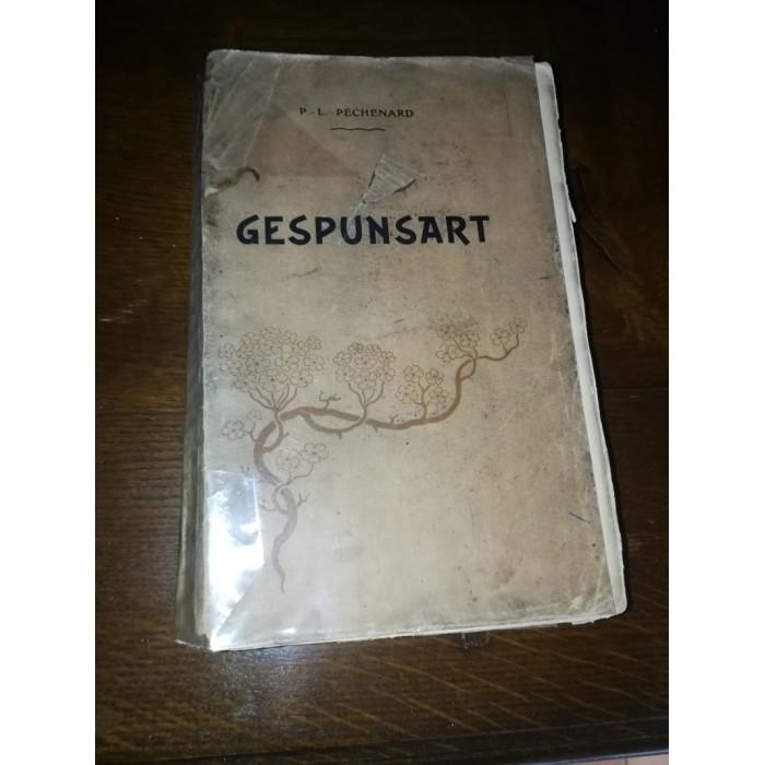 Histoire de Gespunsart par Msr P.L Péchenard