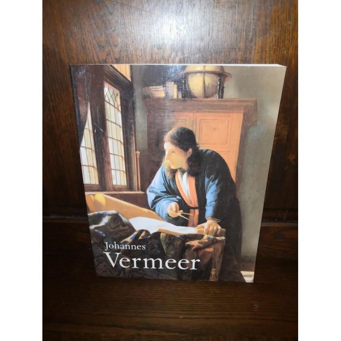 Johannes Vermeer Catalogue de l'exposition de la National gallery of Art de Washington Qdu 12/11/1995 au 11/02/1996