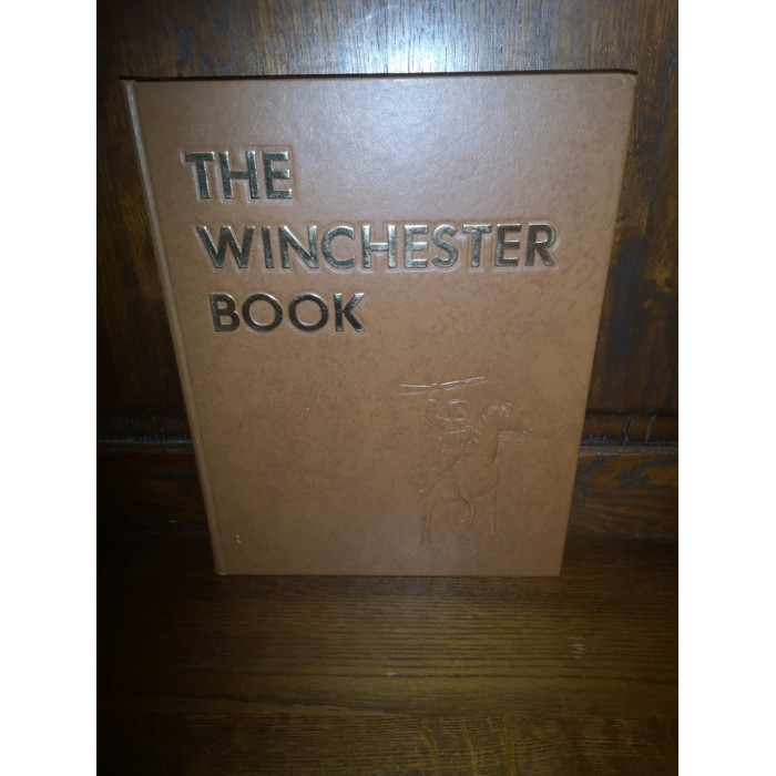 The Winchester book par george Madis Exemplaire signé