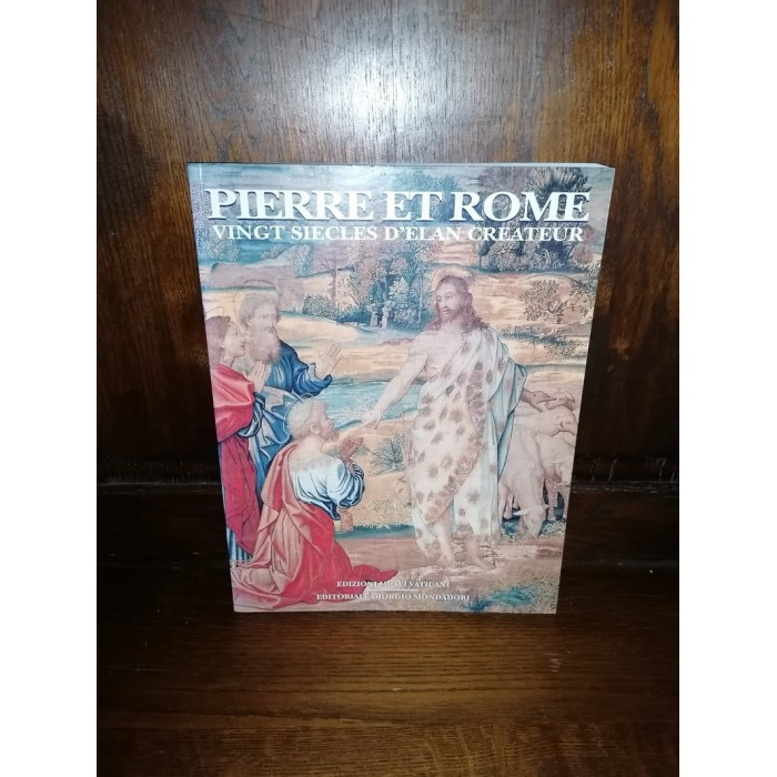 Pierre et Rome vingt siècles d'élan créateur par giovanni Morello