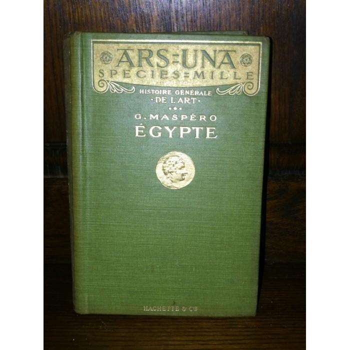 Histoire générale de l'Art Egypte
