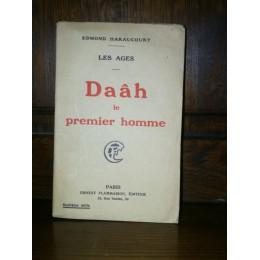 Daâh le premier homme par Edmond Haraucourt