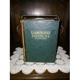 Larousse médical illustré par galtier-boissière