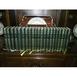 Oeuvres complètes par Pierre Benoit, 21 tomes
