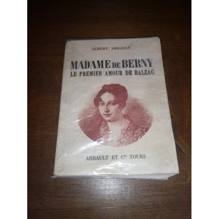 Madame de Berry Le Premier Amour de Balzac par albert Arrault
