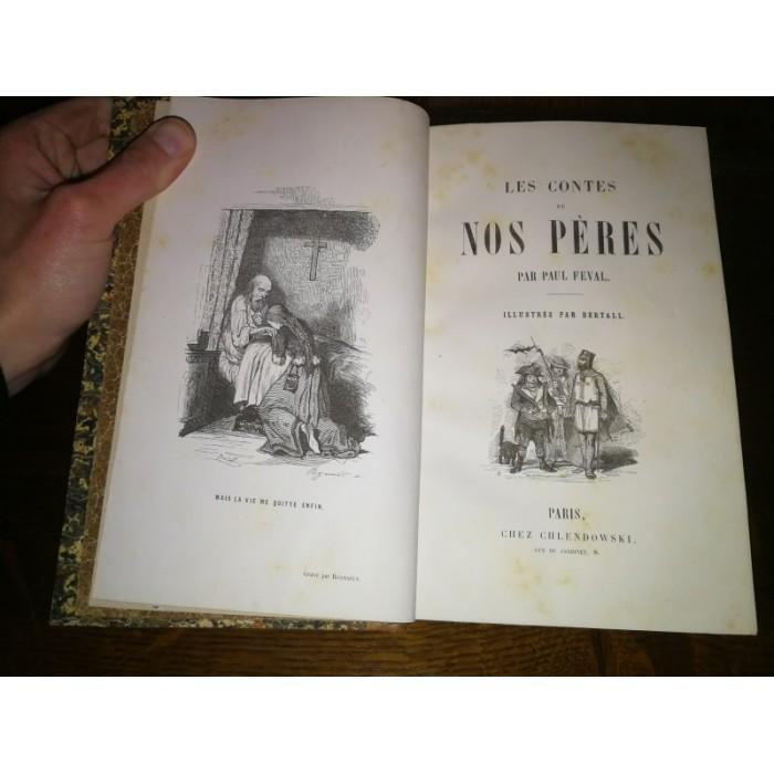 Les contes de nos pères par Paul Féval