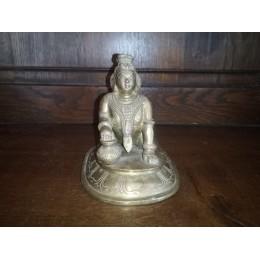 Divinité Thaïlandaise en bronze