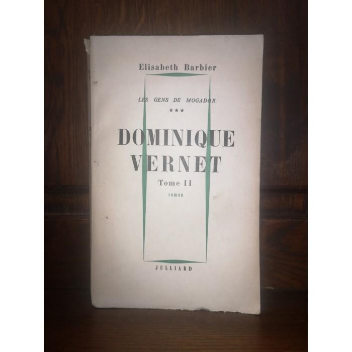 Dominique Vernet par E. Barbier
