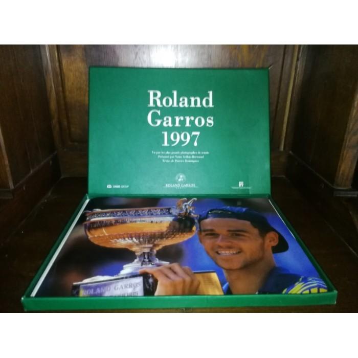 Roland Garros Vu par les plus grands photographes de tennis 1997