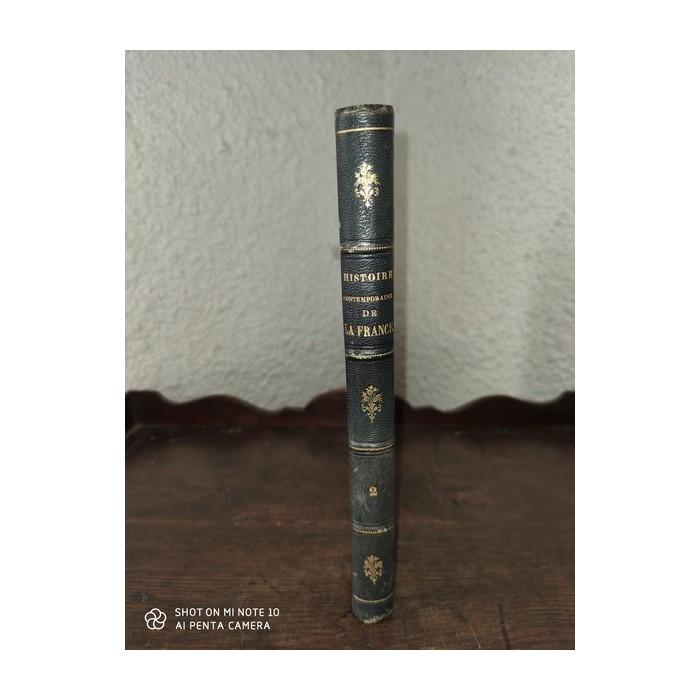 Histoire populaire contemporaine de la France 1865 Tome 2