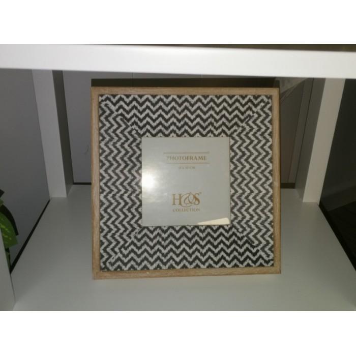 Cadre photo en bois original