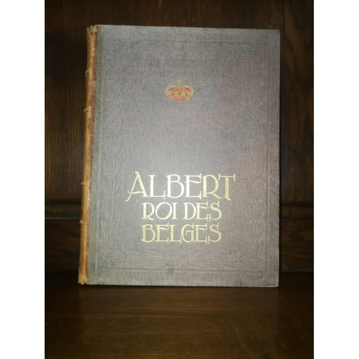 Albert Roi des Belges, par Georges Rency