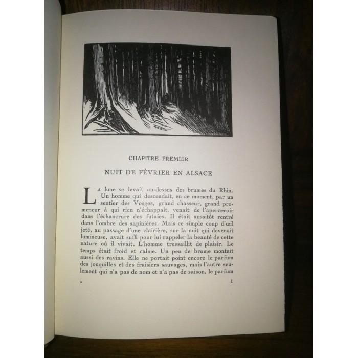 Par Bazin René, Les oberlé