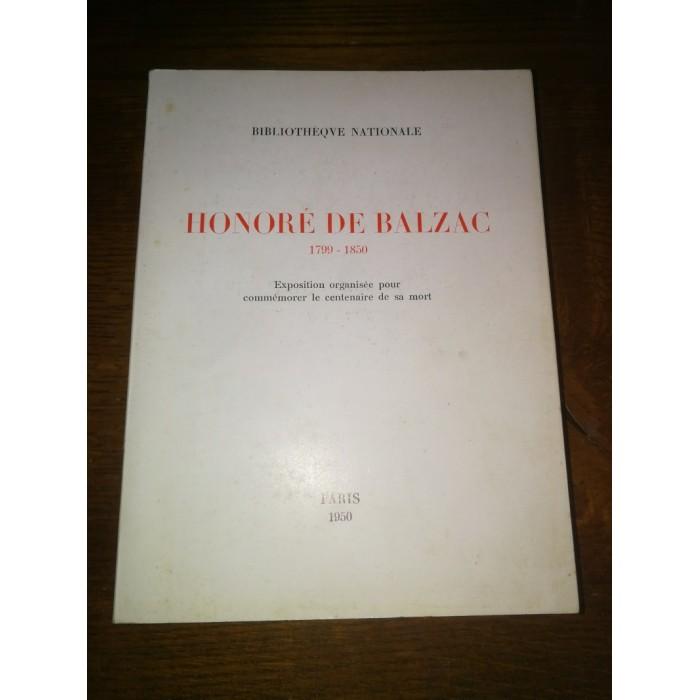 Honoré de Balzac 1799 - 1850