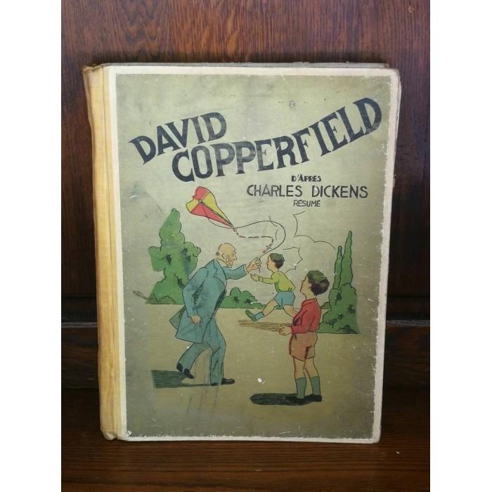 David copperfield d'après charles Dickens Résumé