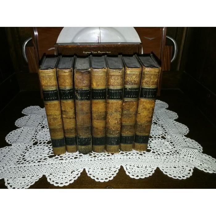 The works of Samuel Johnson, L.L.D.
