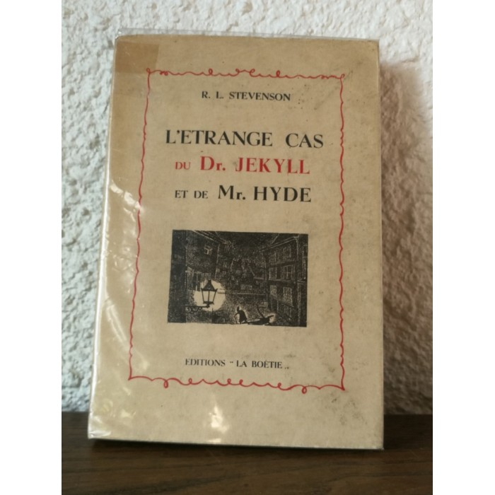 L'étrange cas du Dr Jekyll et de Mr.Hyde