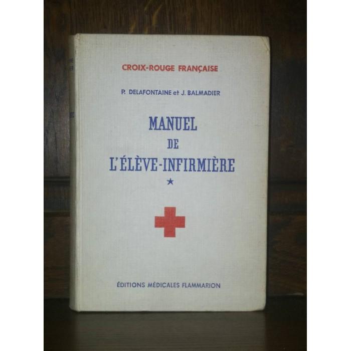 Manuel de l'élève infirmière croix rouge