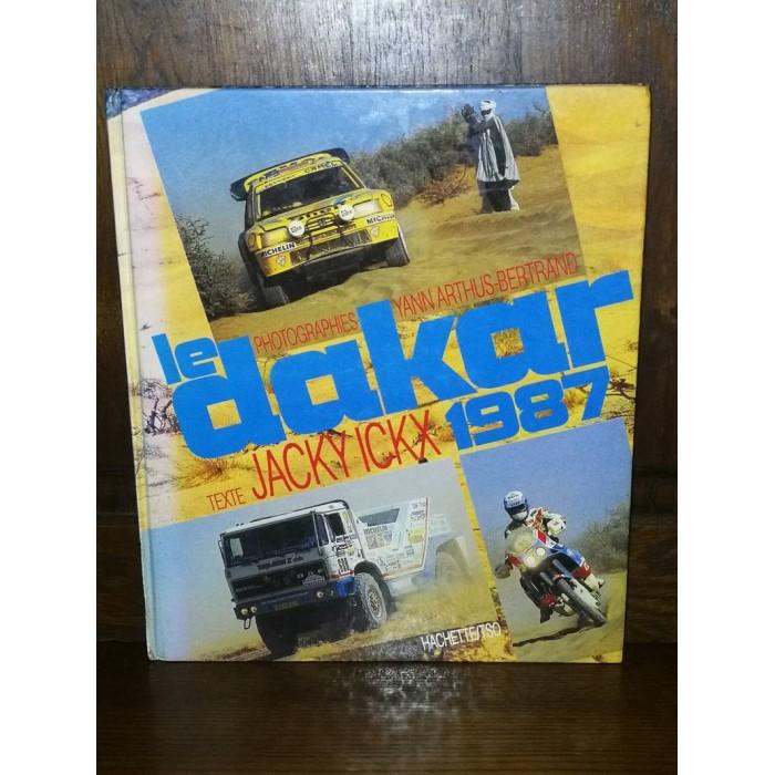 Le Dakar 1987 par Jacky Ickx, Yann Arthus-Bertrand