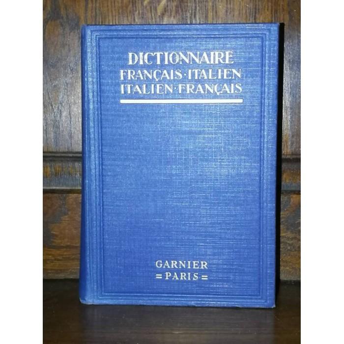 Nouveau Dictionnaire Français-Italien Italien-Français par MM P. Rouède et A. Lacombe