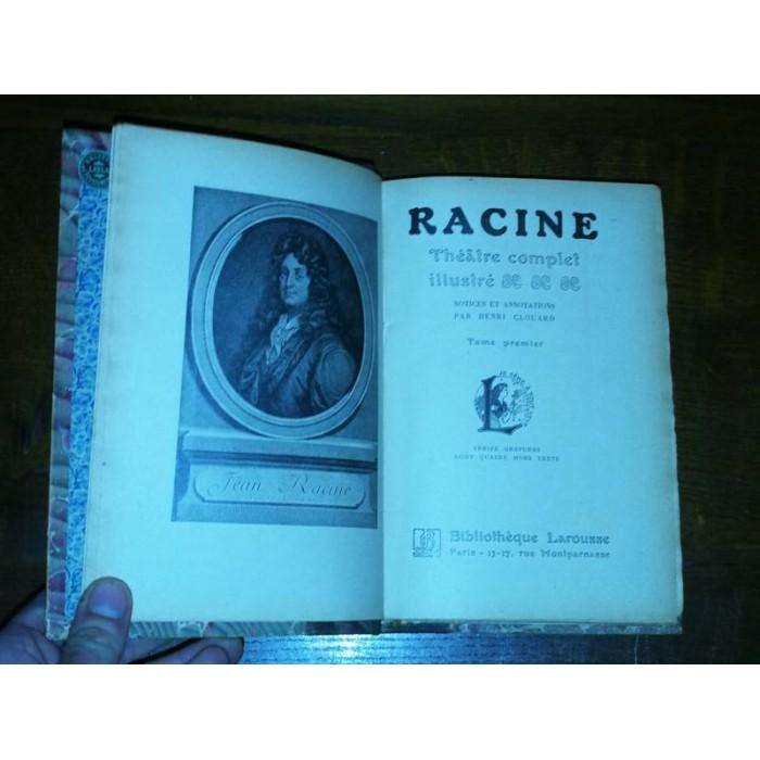 Théâtre complet illustré par Racine
