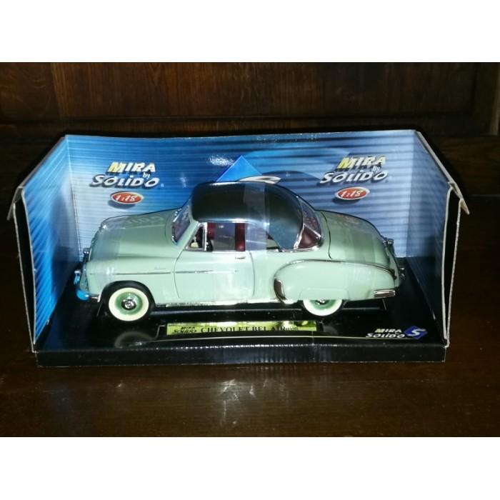 Chevrolet bel air 1950 voiture miniature solido S