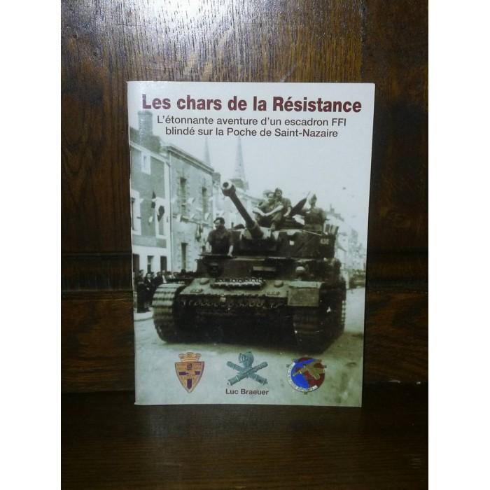 Les Chars de la Resistance par Luc Braeuer