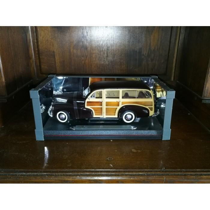 voiture miniature chevrolet fleetmaster (woody) 1948 Maisto