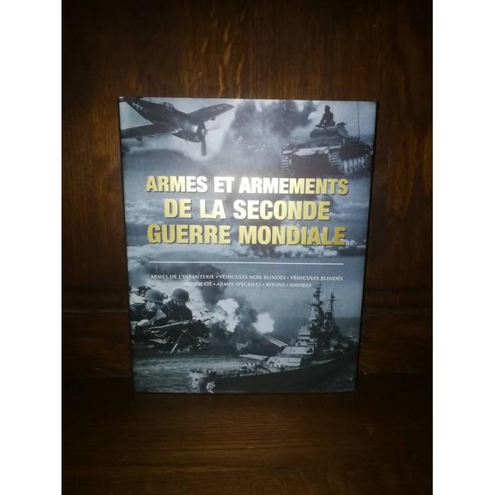Armes et armements de la Seconde Guerre Mondiale par Alexander Lüdeke