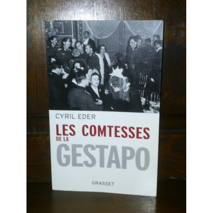 Les comtesses de la Gestapo par cyril Eder