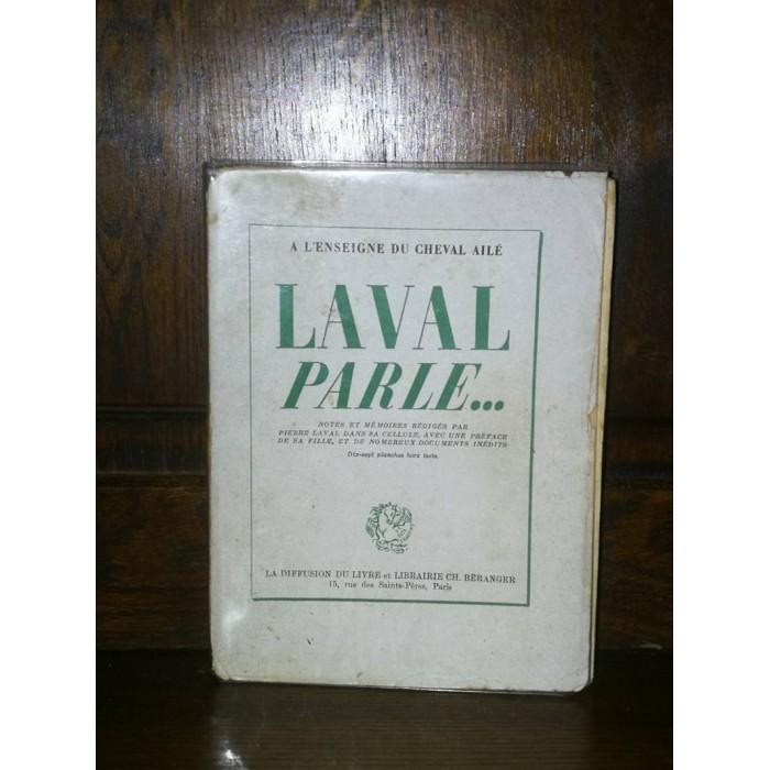 Laval parle