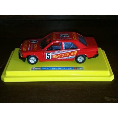 voiture miniature mercedes benz 190 E burago