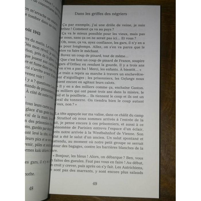 Le STO pendant la Seconde Guerre mondiale - Jean-Louis Quereillahc
