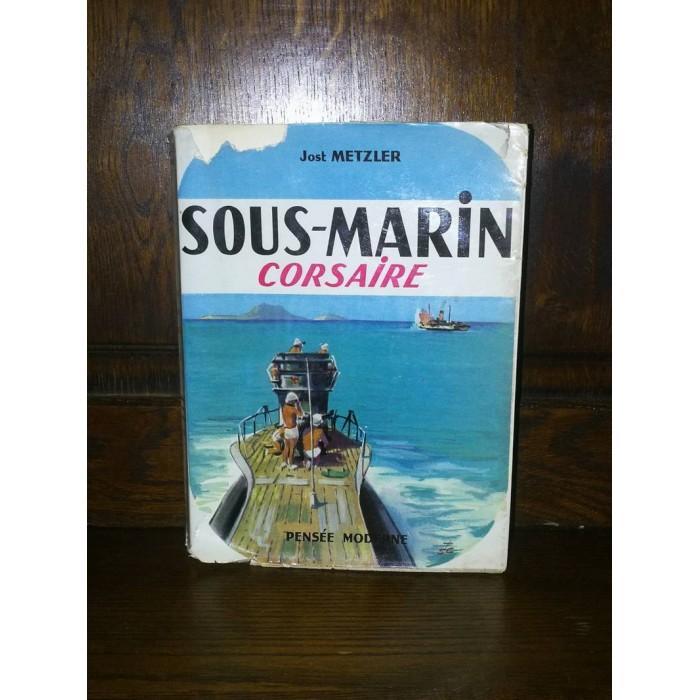 Sous-marin Corsaire par Jost Metzler