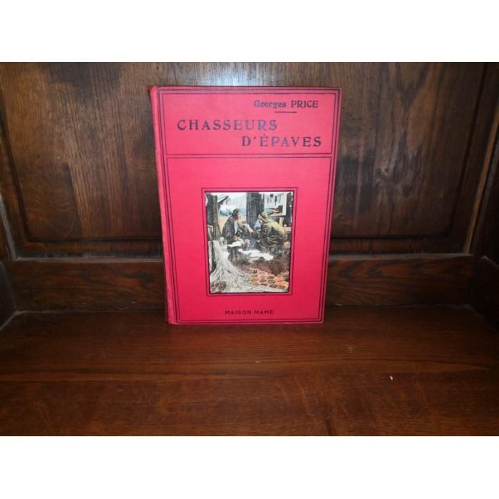 Les Chasseurs d'épaves par georges Price