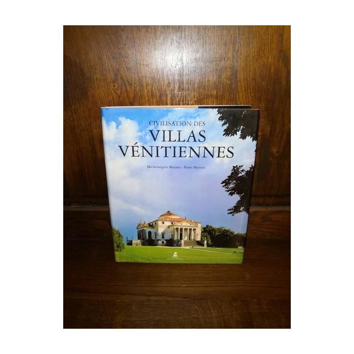 Civilisation des villas Vénitiennes par Michelangelo Murano et Paolo Marton