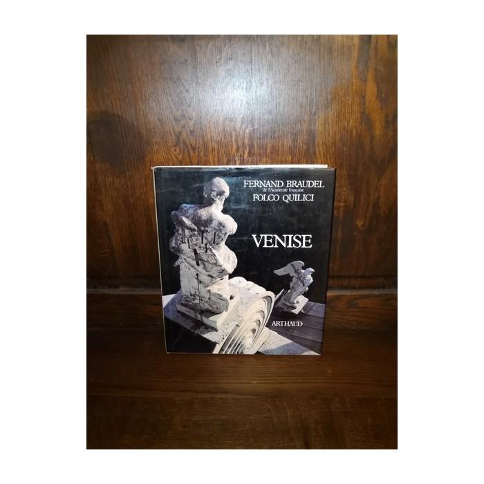Venise par Fernand Braudel et Folco Quilici
