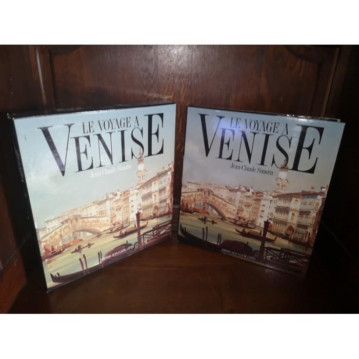 Le voyage à Venise par jean-claude Simoën