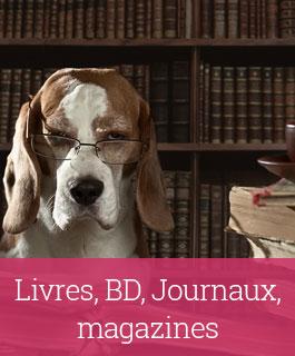 Livres - BD - Journaux - Magazines